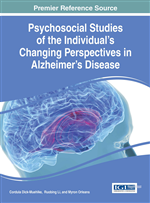 Psychosocial Studies of the Individual's Changing Perspectives in Alzheimer's Disease