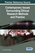 Ethical Issues Underlying Instructional Case Writing and Research: Exploring the Dark Side of the Craft