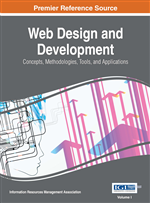 Web Design and Development: Concepts, Methodologies, Tools, and Applications