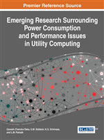 Emerging Research Surrounding Power Consumption and Performance Issues in Utility Computing