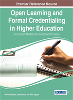 Quality Assessment and Certification in Open Scholarly Publishing and Inspiration for MOOC Credentialing