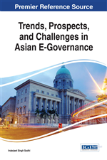 Challenges En-Route towards E-Governance in Small Developing Island Nations of the South Pacific: The Case of Papua New Guinea