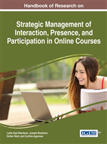 Interacting at a Distance: Creating Engagement in Online Learning Environments