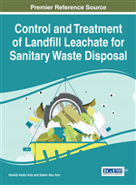 Occurrence and Treatment of Micropollutants in Landfill Leachate