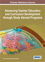 Integrating Study Abroad Curriculum in Teacher Education