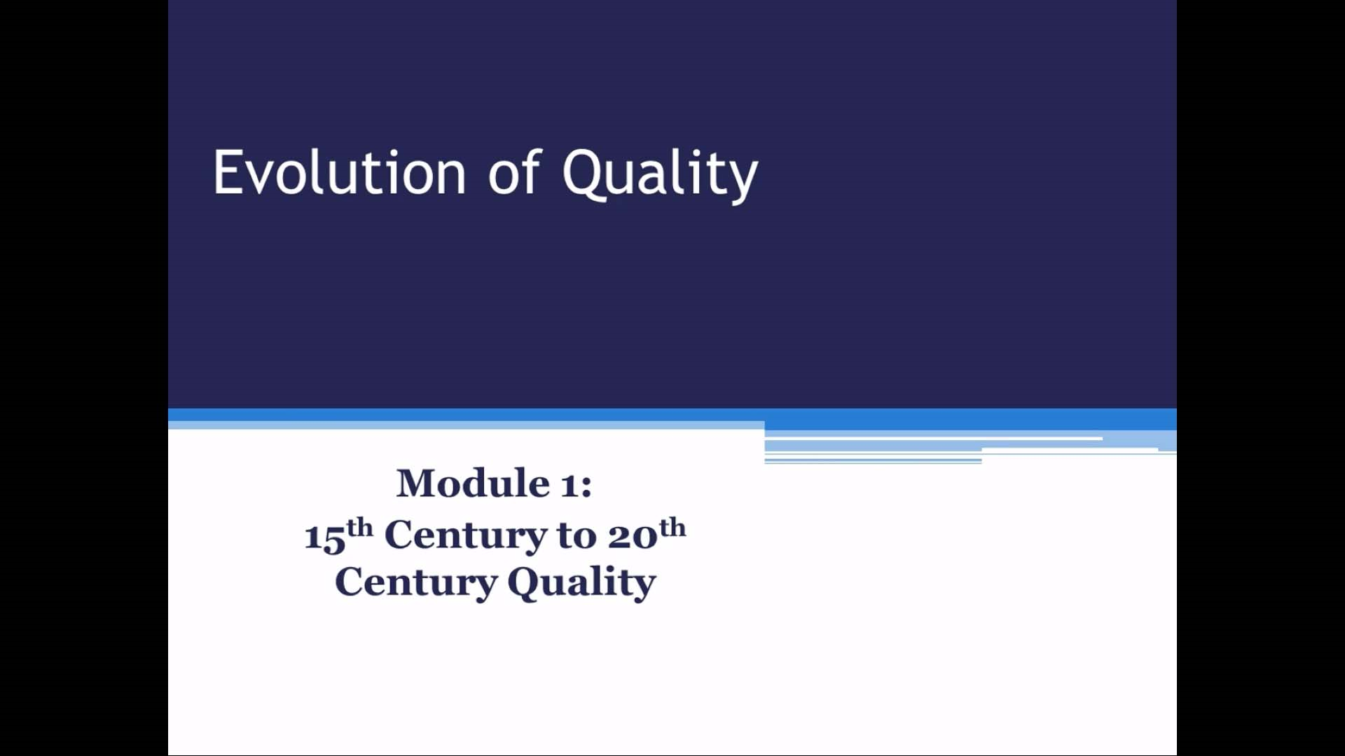 Quality Management Strategies in the Global Supply Chain