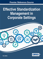 Standardization, Innovation, and Organization: A Contingency Perspective