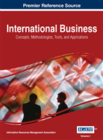 International Business: Concepts, Methodologies, Tools, and Applications
