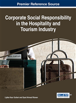 Corporate Social Responsibility in Tourism and Hospitality: Relationships and Applications