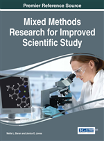 Mixed Methods Research for Improved Scientific Study