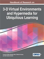A Three-Dimensional Environment of Personalized Recommendation of Learning Objects to Support Ubiquitous Learning
