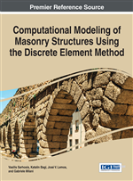 A Semi-Discrete Approach for the Numerical Simulation of Freestanding Blocks