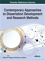 Contemporary Approaches to Dissertation Development and Research Methods