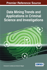 Data Mining Trends and Applications in Criminal Science and Investigations