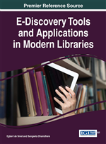 E-Discovery Tools and Applications in Modern Libraries