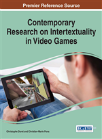 Cultural Transduction and Intertextuality in Video Games: An Analysis of Three International Case Studies