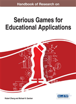 Handbook of Research on Serious Games for Educational Applications