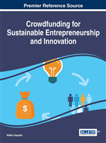 Crowdfunding for Sustainable Entrepreneurship and Innovation