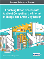 Enriching Urban Spaces with Ambient Computing