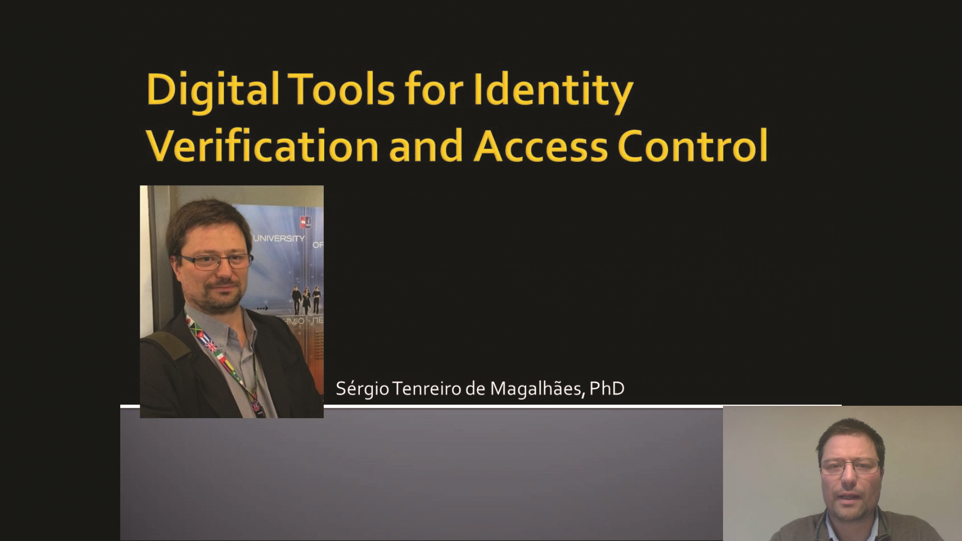Digital Tools for Identity Verification and Access Control