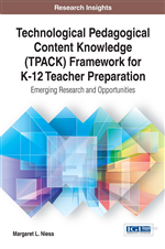 Online Learning Trajectory for Knowledge-Building Communities to Reframe Inservice Teachers' TPACK