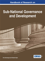 Handbook of Research on Sub-National Governance and Development