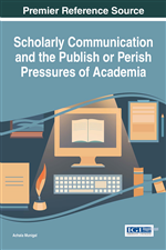 Scholarly Communication and the Publish
