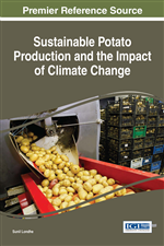 Agro-Geoinformatics, Potato Cultivation, and Climate Change