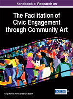 Significant Spaces of Freedom Summer: Recognizing the Power of Community Art as the Inbetween