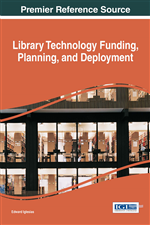 Library Technology Funding, Planning