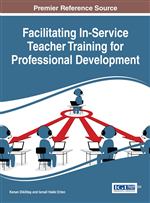 Facilitating In-Service Teacher Training for Professional Development