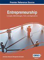 Entrepreneurship: Concepts, Methodologies, Tools, and Applications