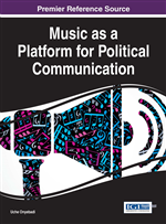 Music as a Platform for Political Communication