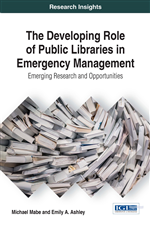 Emergency Preparation for the Library and Librarian