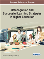 Metacognition of Organization Members as the Basis of Learning Strategy in Higher School