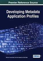 Using Reverse Engineering to Define a Domain Model: The Case of the Development of a Metadata Application Profile for European Poetry