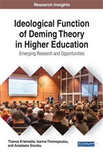 The Application of Deming's Management Method in Higher Education Institutions