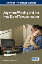 Aged Care, ICT, and Working Anywhere: An Australian Case Study