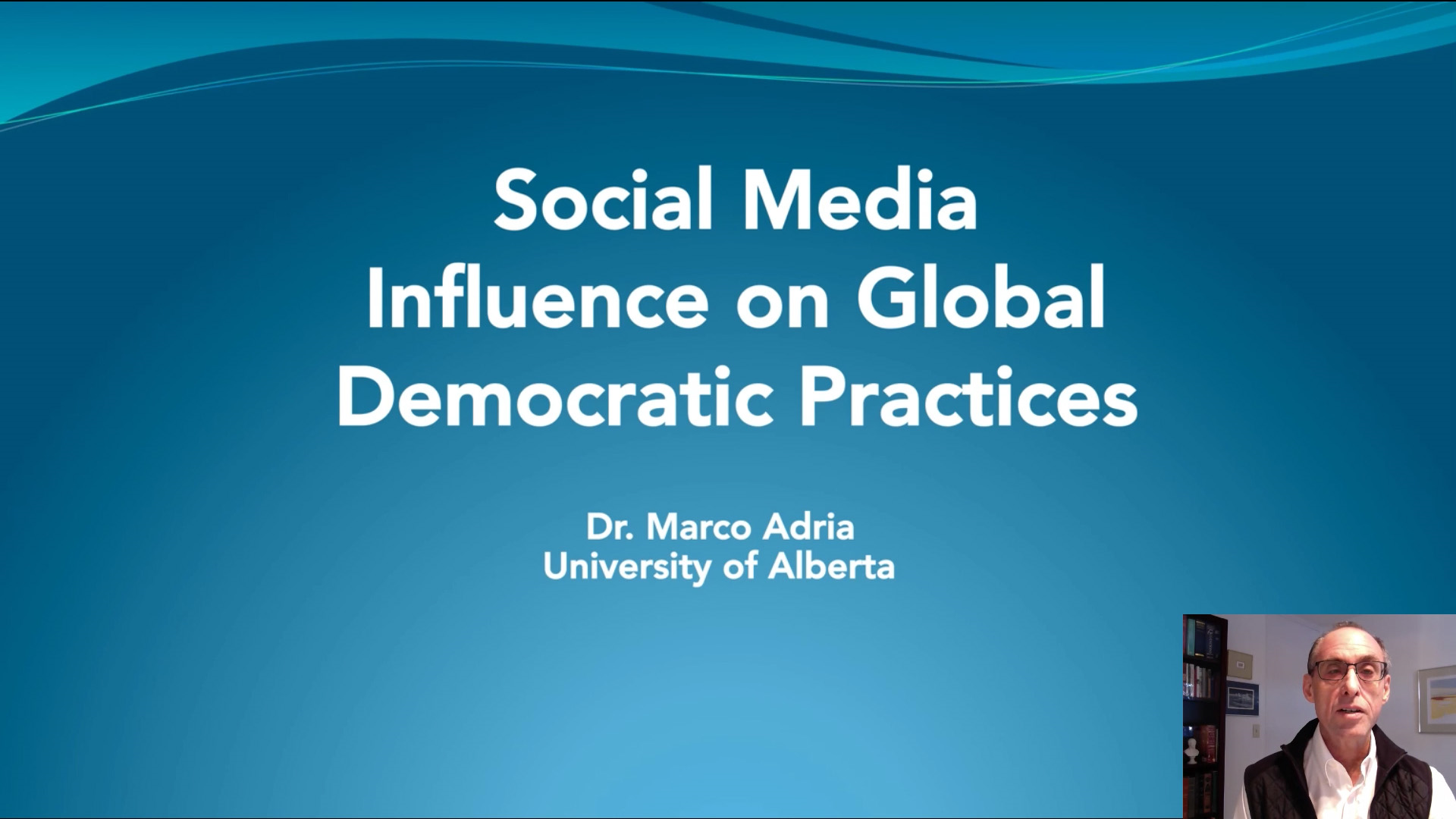 Social Media Influence on Global Democratic Practices