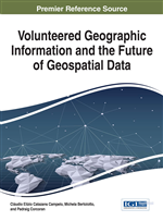 Volunteered Geographic Information and the Future of Geospatial Data