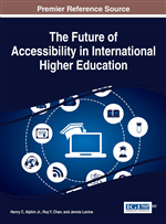 The Future of Accessibility in International Higher Education