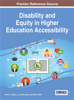 Institutional, Legal, and Attitudinal Barriers to the Accessibility of University Digital Libraries: Implications for Retention of Disabled Students