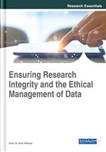 Ensuring Research Integrity and the Ethical Management of Data