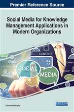 Social Media for Knowledge Management Applications in Modern Organizations