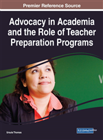 Advocacy in Academia and the Role of Teacher Preparation Programs