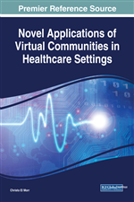 Novel Applications of Virtual Communities in Healthcare Settings