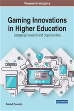 Future Direction of Gamification Within Higher Education