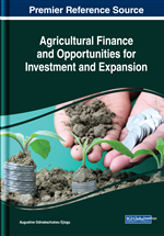 Agricultural Finance and Opportunities for Investment and Expansion