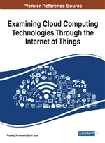 Examining IoT's Applications Using Cloud Services