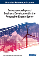 Trends and Conclusions for Business Development in the Renewable Energy Industry